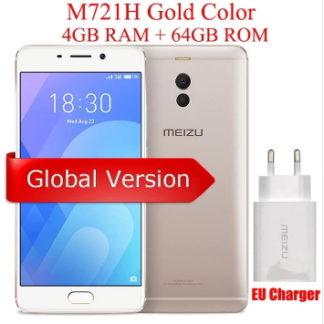 Meizu M6 Note Международная версия 4/64 ГБ Золотистый цвет