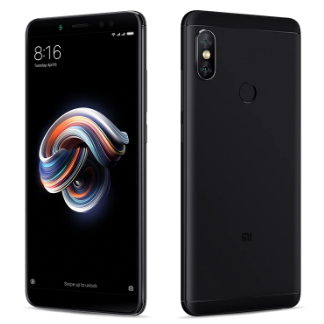 Xiaomi Redmi Note 5 4/64 Gb Global version Black