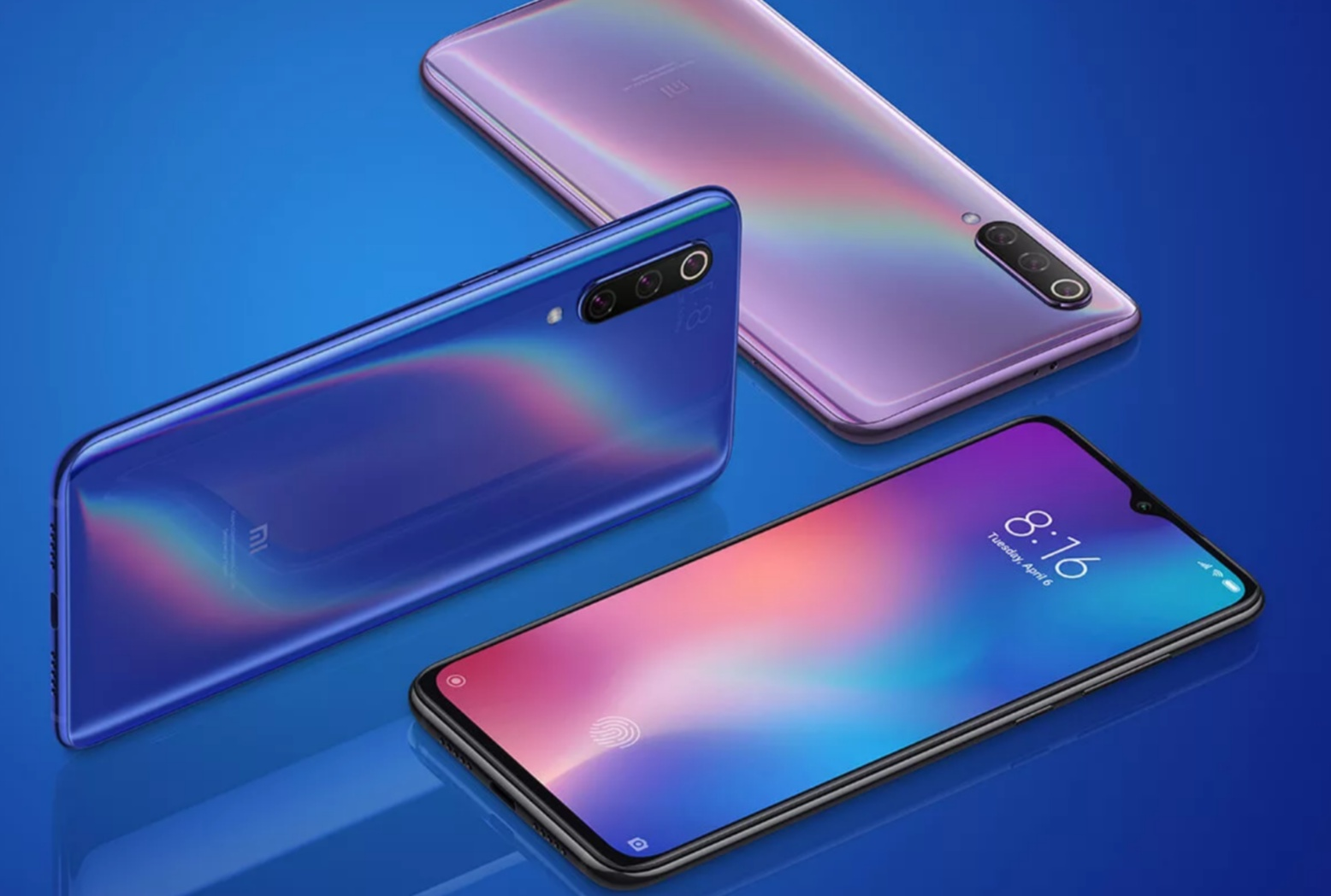 Дизайн корпуса Xiaomi Mi 9