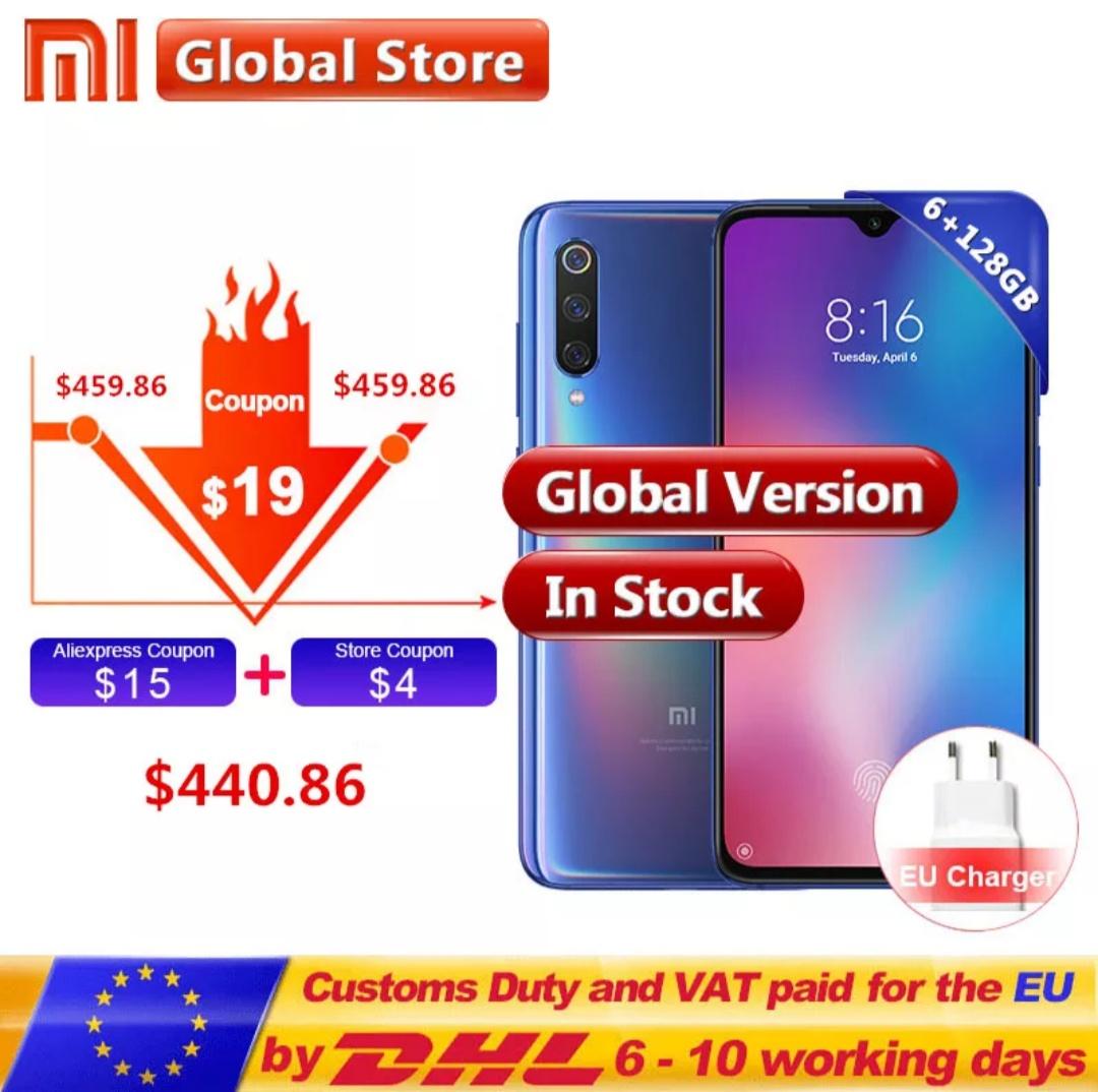 Xiaomi Mi 9 6Gb 128Gb