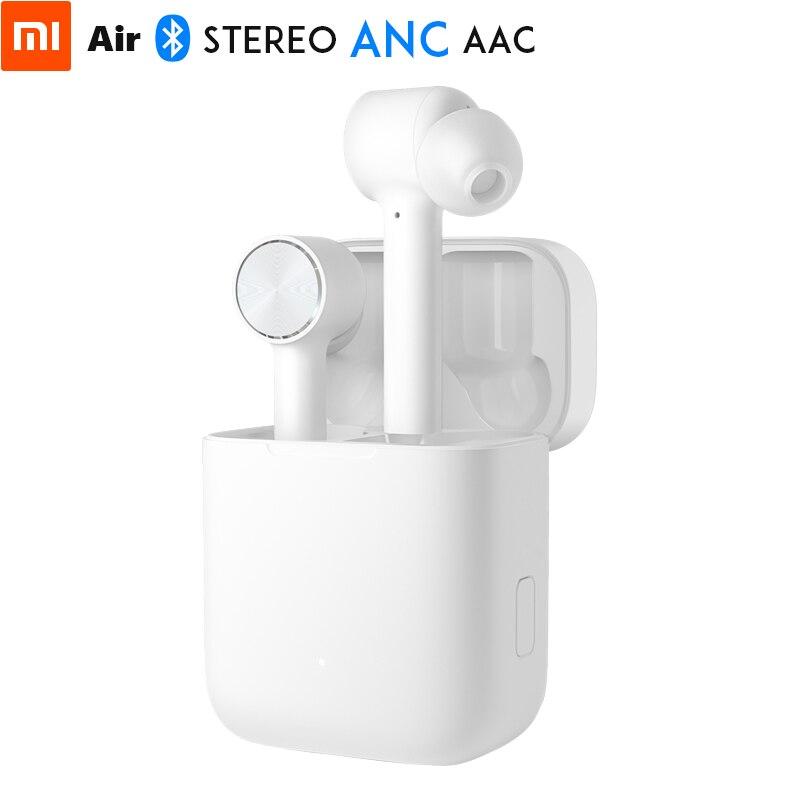 [Новинка] Xiaomi Air СПЦ гарнитура Bluetooth True Беспроводной стерео наушники ANC переключатель ENC HD Авто пауза коснитесь Управление IPX4 Водонепроницаем...