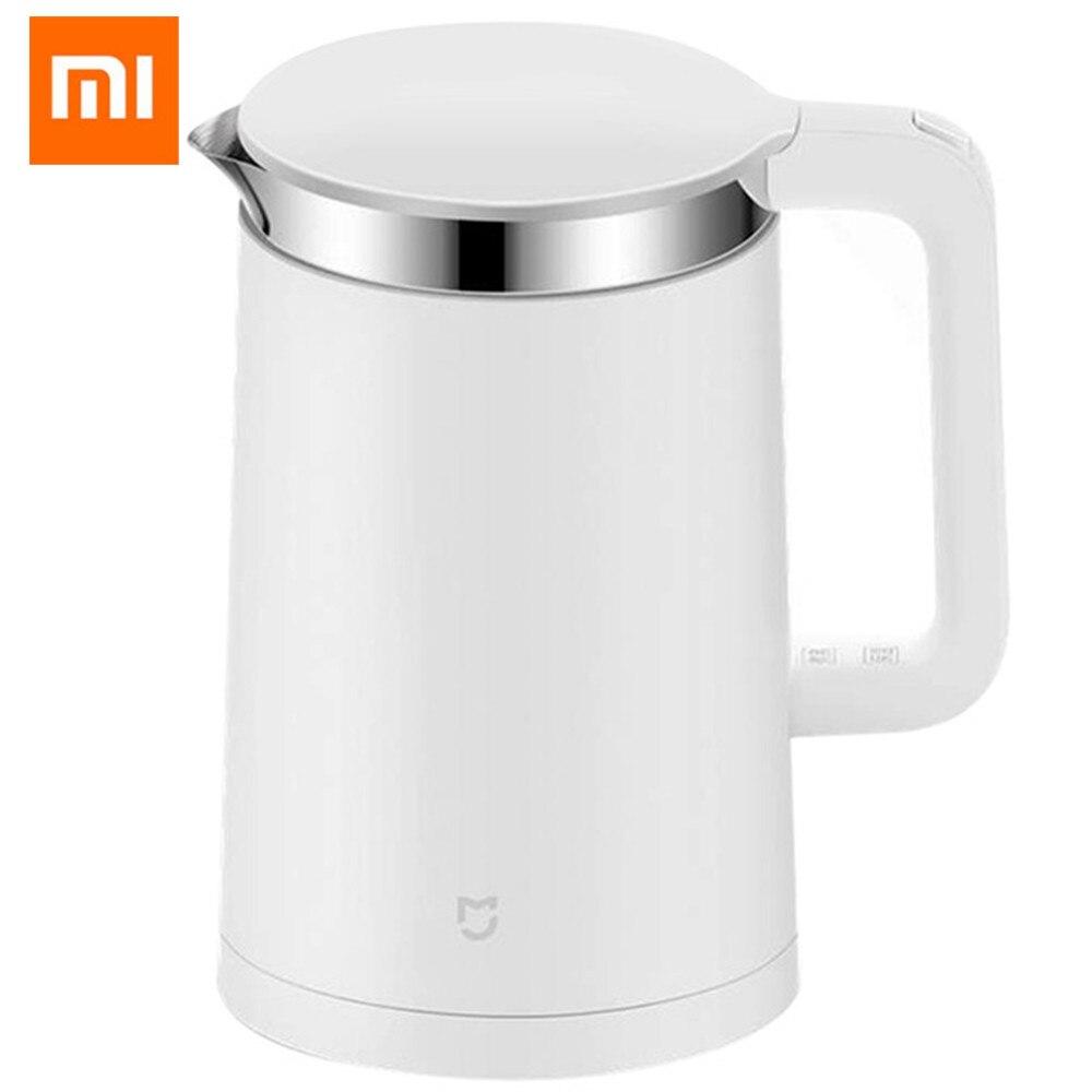 Оригинал Сяо Ми постоянная температурный контроль, Электрический воды чайник дома 1.5L 12 часов теплоизоляция мобильное приложение