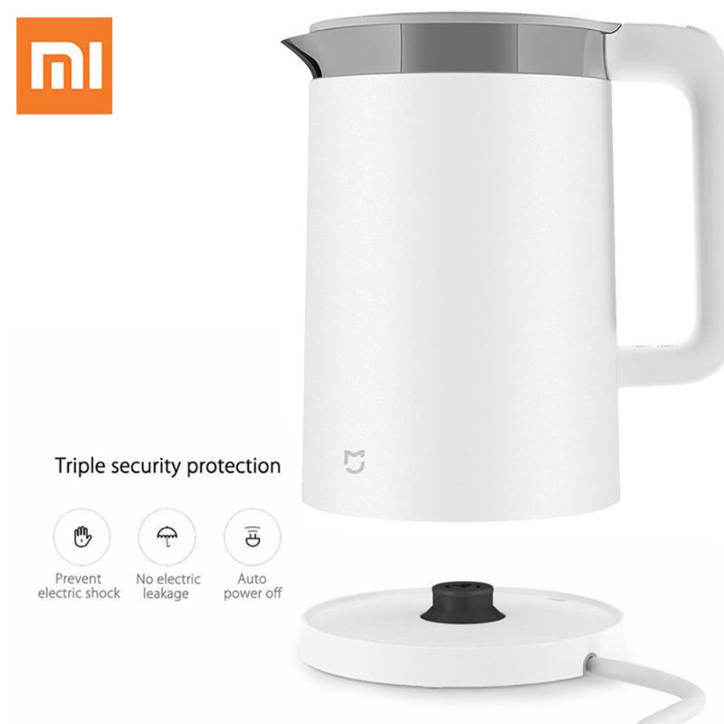 Оригинальный Xiao mi jia 1.5L Электрический чайник постоянный контроль температуры воды mi Home APP контроль 12 часов теплоизоляция