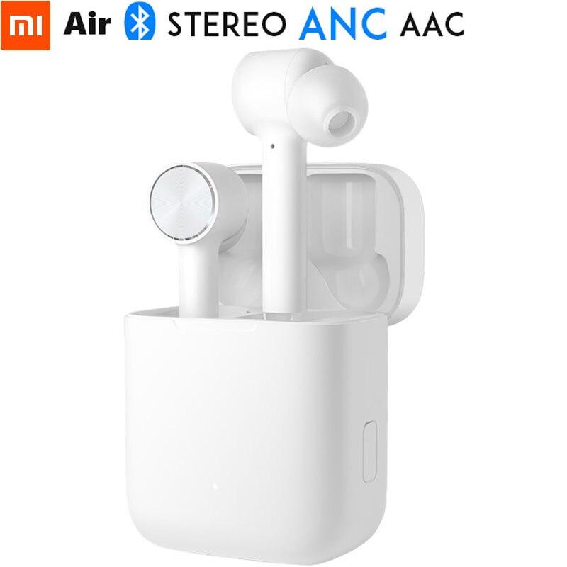 Xiaomi Air TWS Bluetooth наушники гарнитура Airdots Pro True беспроводной стерео Smart Touch ANC Авто пауза нажмите управление спортивные