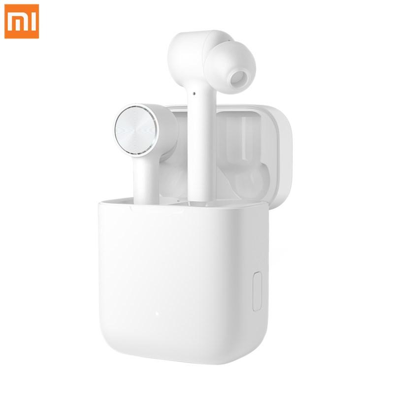 Xiaomi Airdots Bluetooth наушники Air Sport наушники гарнитура TWS True беспроводной стерео Smart Touch ANC Авто пауза Tap управление