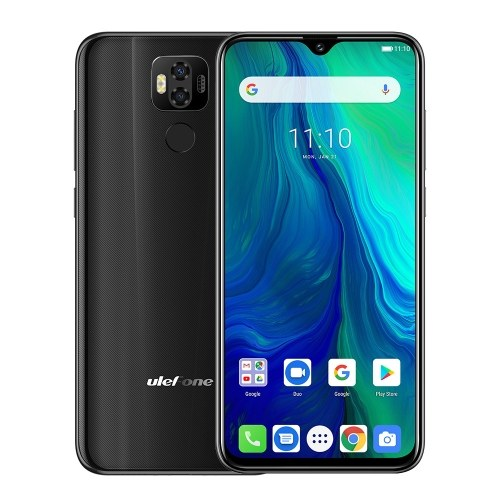 Tomtop 2019 Ulefone Power 6 Smartphone For European Union Country [Duty Free Shipping]
