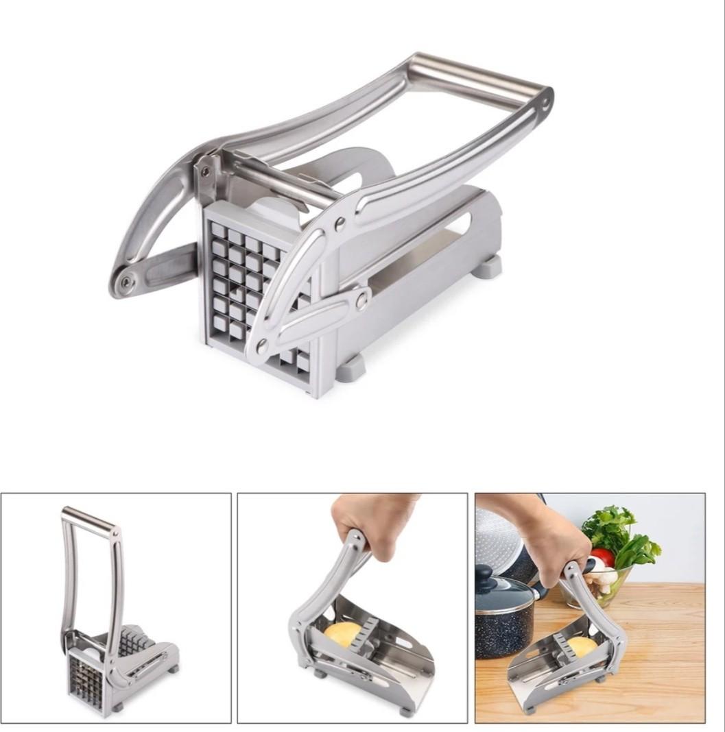 Ручной слайсер для нарезки картофеля фри