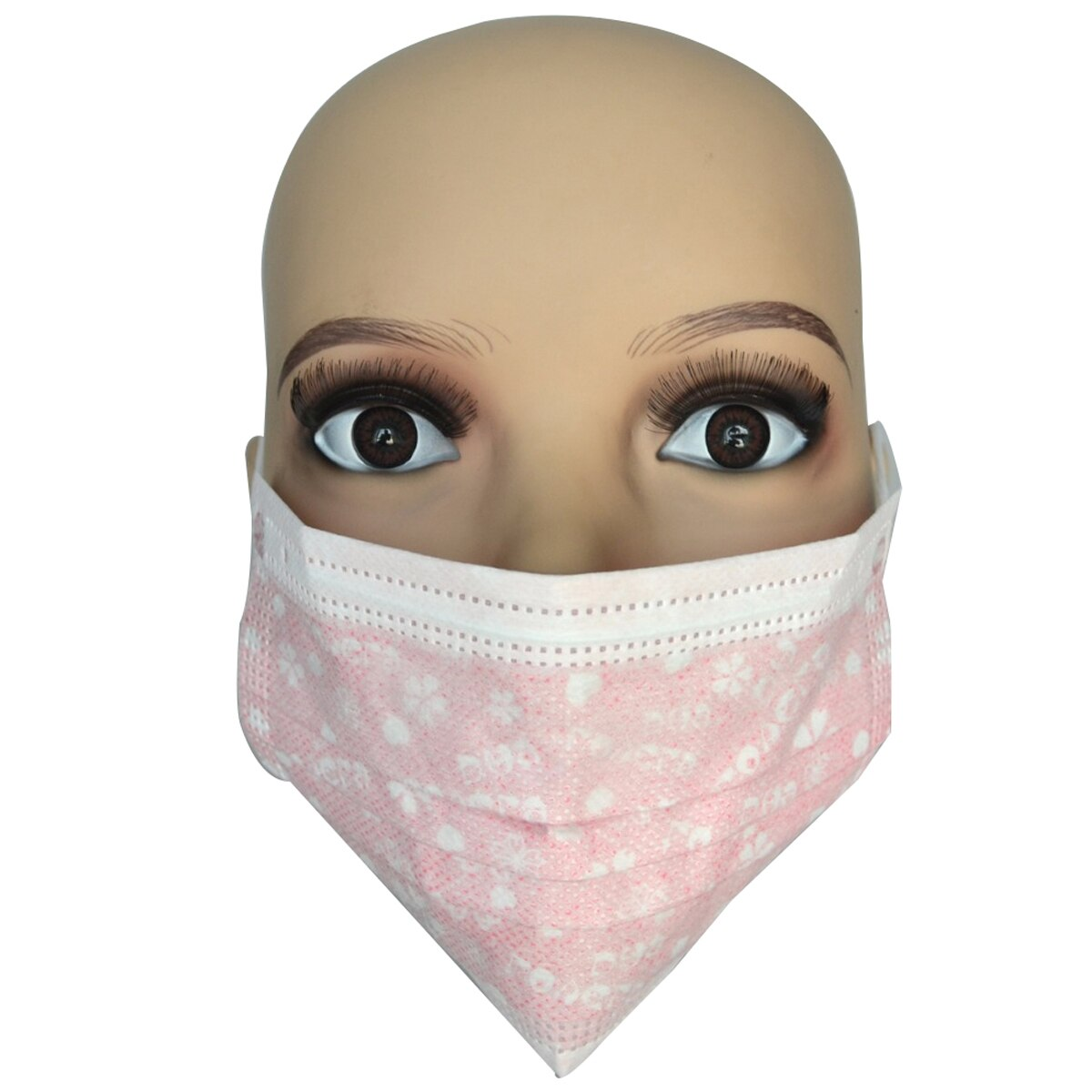 10 шт., не Пылезащитная маска для лица, для женщин, медицинская, зубная, Ушная петля, против пыли, хирургические маски, защитная крышка для лица...