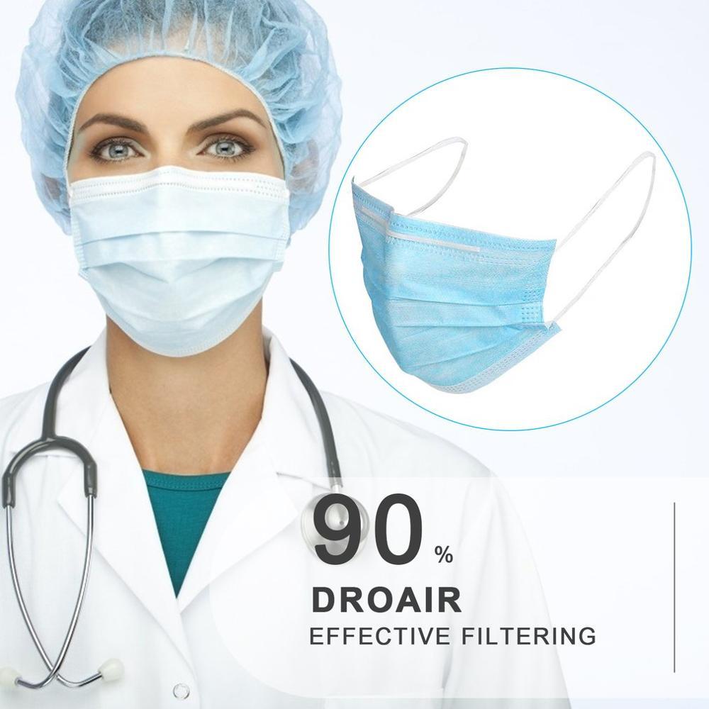 Маска для рта для мужчин и женщин, хлопковая противопыльная маска, маска для рта, Ветрозащитная маска для рта, защита от бактерий, маски для л...