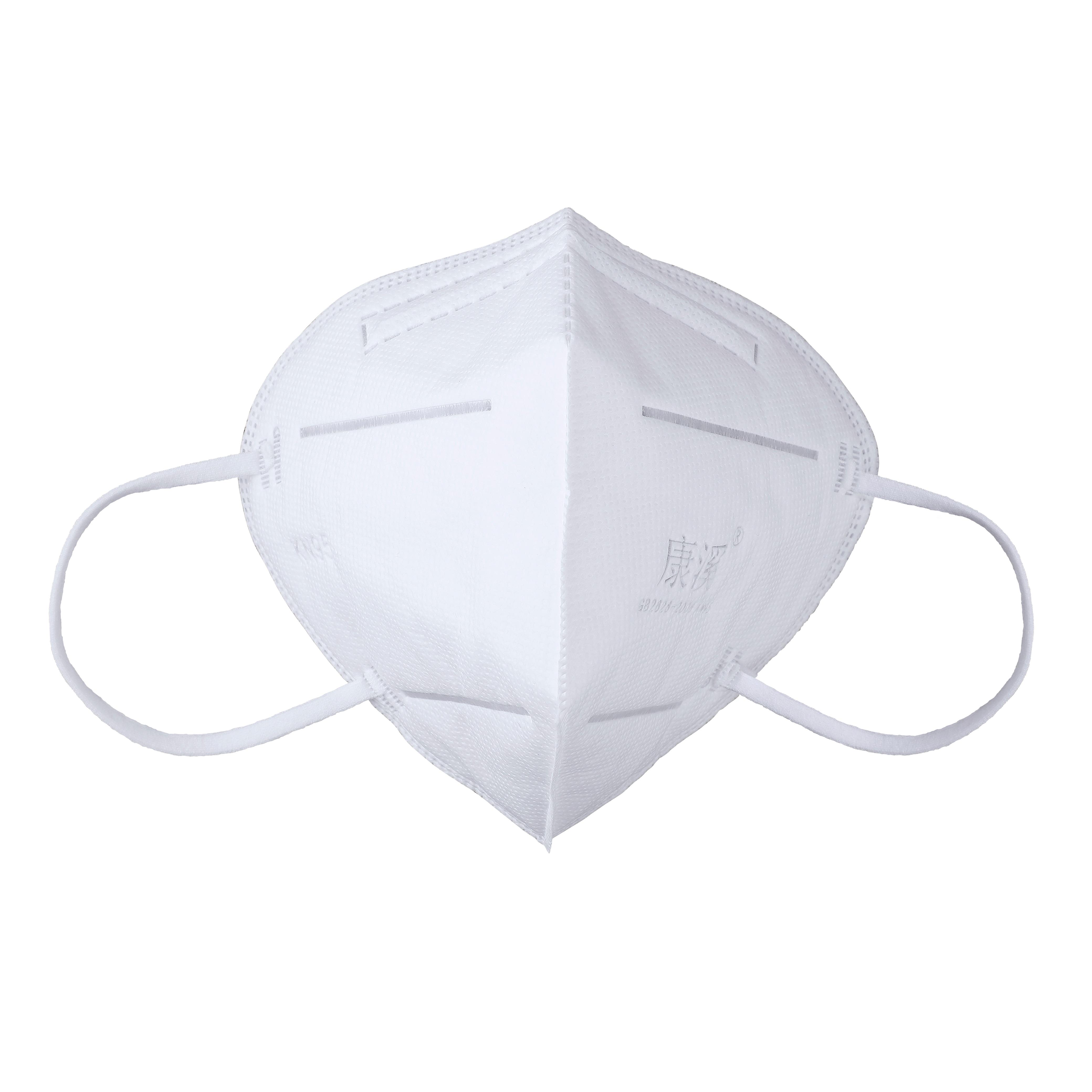 1 шт. KN95 PM 2,5 респиратор нетканый анти-пылезащитный мускус KN95 маска для лица Антивирусная KN95 респиратор защитная маска