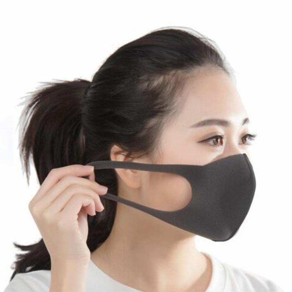 Антивирусная защита, высокое качество, противотуманная маска и Пыленепроницаемая маска Ffp3, хлопковая противодымовая маска, защитные маски ...