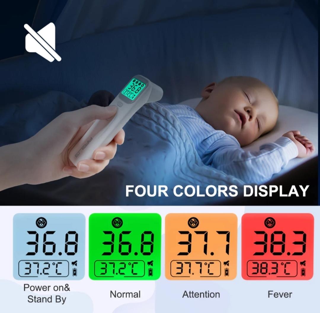 Термометр детский бесконтактный Elera
